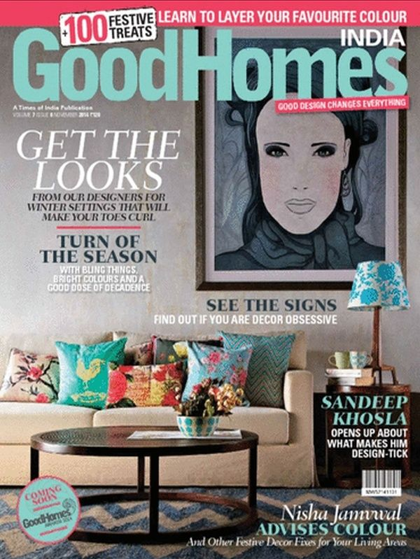 Good Homes Has Grown Into A Reputed Brand That Reaches Not Only To Designers Architects Design InteriorsMagazine
