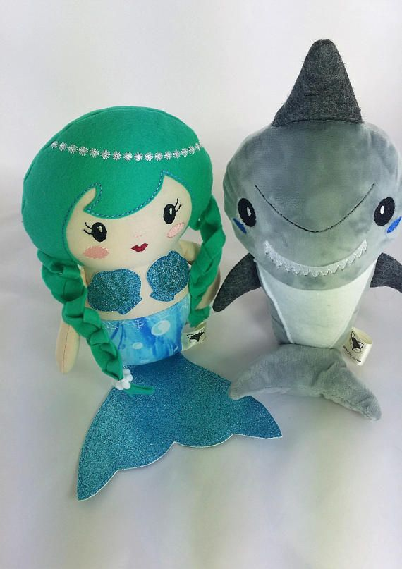 Mermaid doll, CE mark, rag doll, fabric doll, Made to order, Custom made, Personalise or ready to post, soft toy, under the sea, glittery