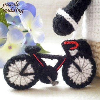 bicicleta amigurumi pagina japonesa