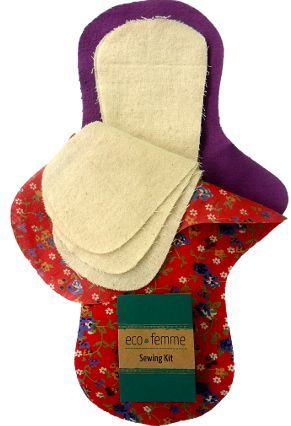 Eco Femme Make Your Own Stitching Kit £12.00 http://www.femininewear.co.uk/eco-femme-make-your-own-stitching-kit-11194-p.asp