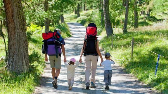 Resultado de imagen para paseos en familia