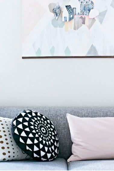 Bright Danish house via Nordic Design