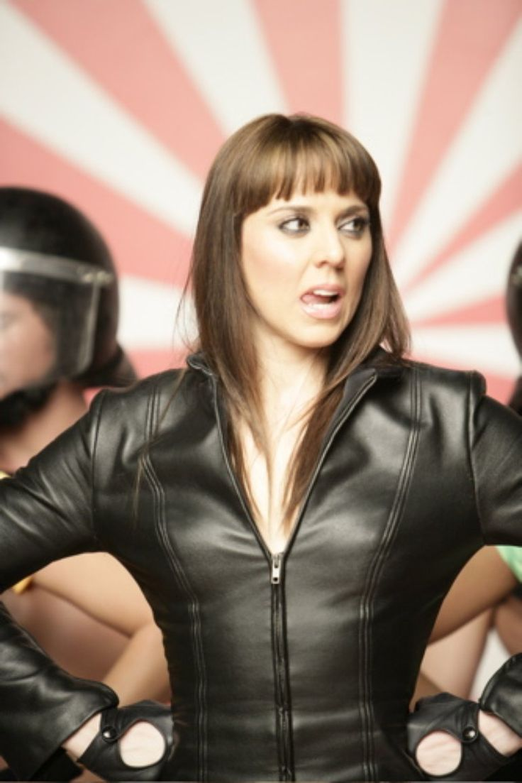 Mel C In Leather Catsuit Favorite Catsuit S Pinterest