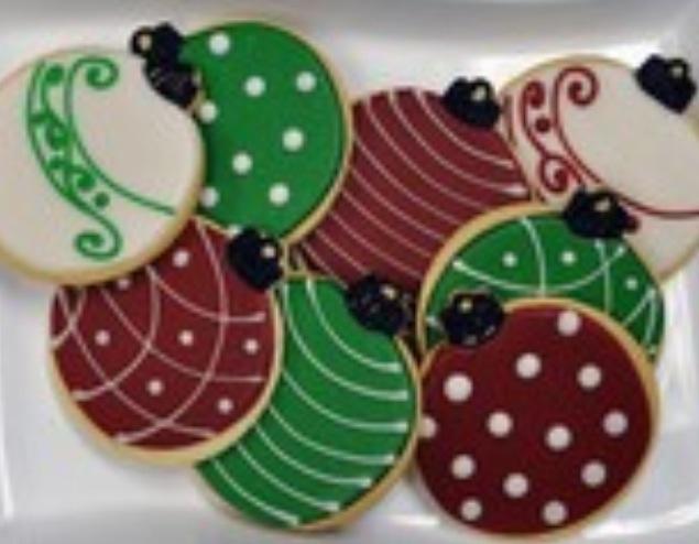 114 best round cookies... Round Birthday Sugar Cookies