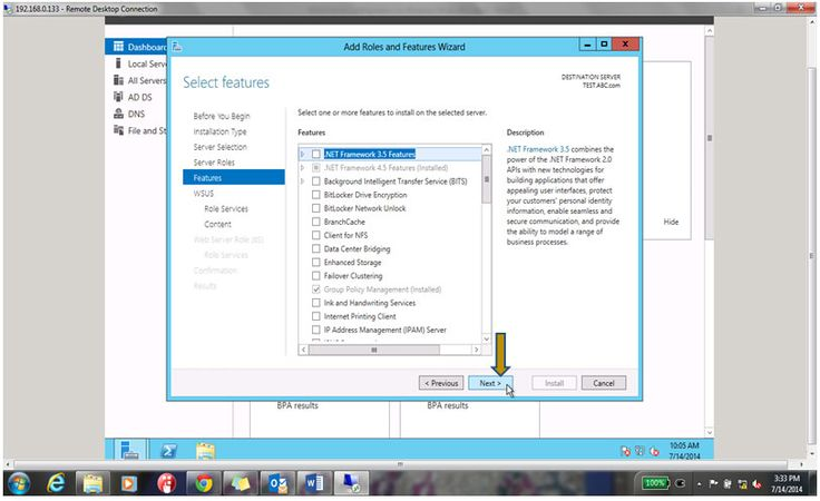 Configuring WSUS Server - How to Setup and Configure Windows Software Update Service (WSUS) on Windows Server 2012