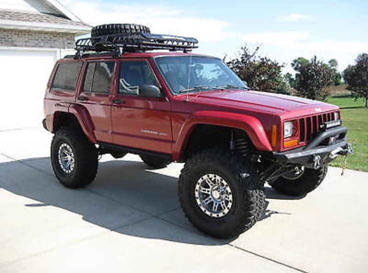 '99 Jeep Cherokee