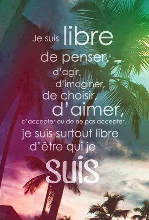 Pensés en français