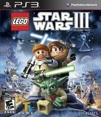 Lego Star Wars III - PS3 Game