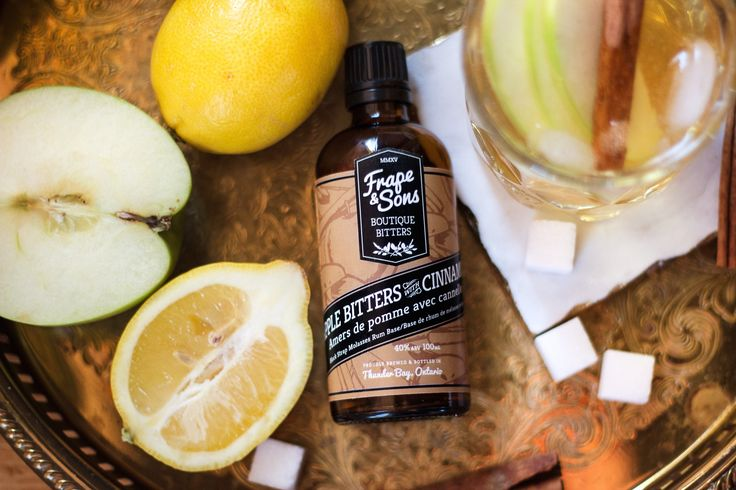 Apple Cinnamon Bitter