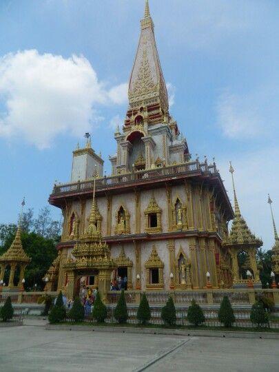 Chalong Temple, Phuket