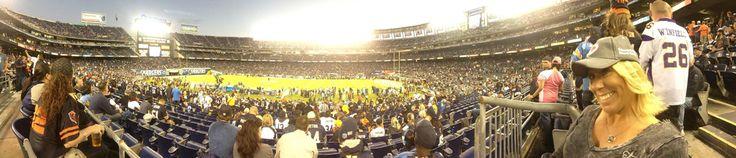 Qualcomm Stadium, San Diego