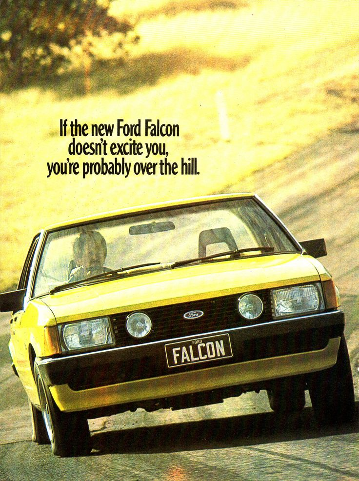 https://flic.kr/p/CtxLpX | 1979 XD Ford Falcon GL S-Pack V8 Page 1 Aussie Original Magazine Advertisement