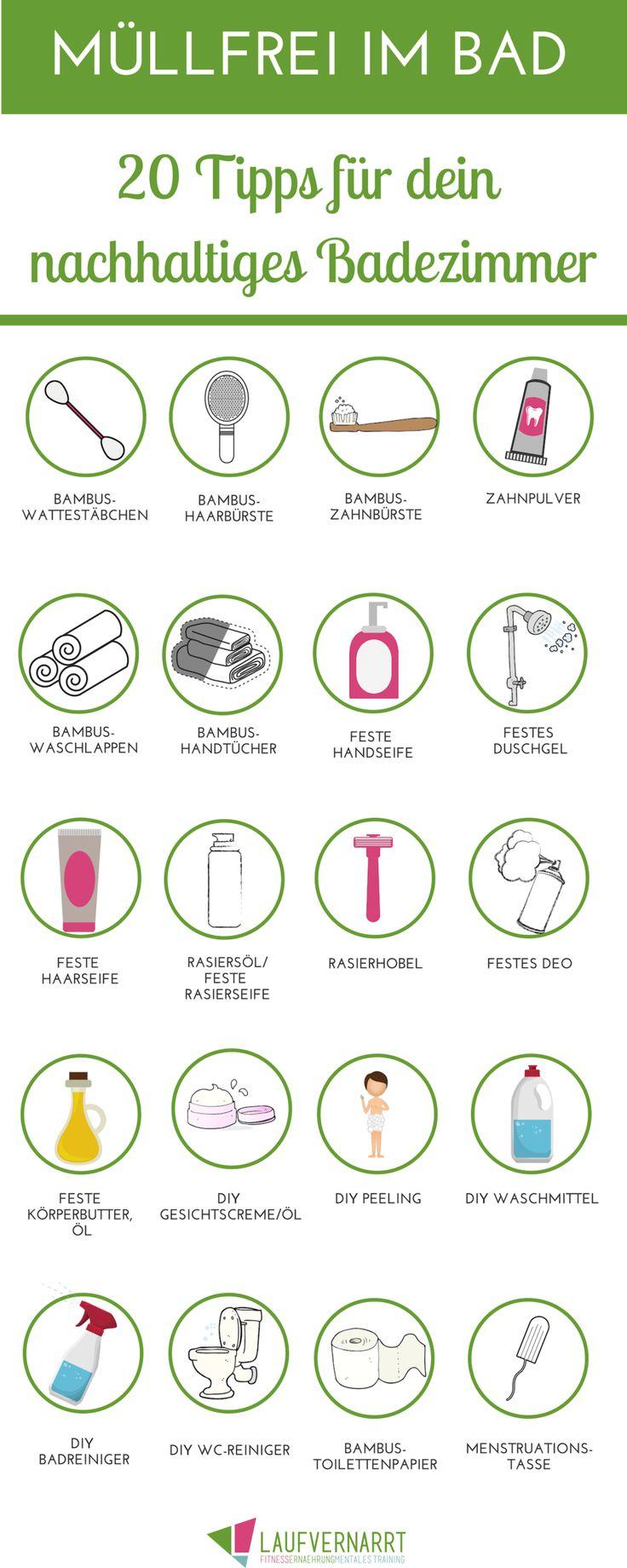 Nachhaltig im Bad – das plastikfreie Badezimmer inkl. Gewinnspiel #keeptheseaplasticfree