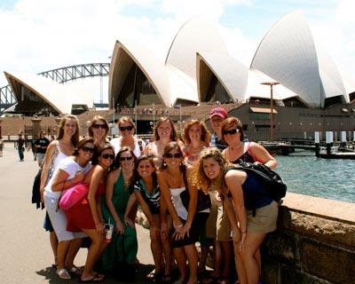 Australia study abroad programs will bring you to the marvelous life of Aussies. Australia has one of the world's for the most part assorted Eco-system, and Australia is the home to world well-known outback. Tropical rainforests, deserts and alpine regions provide homes to