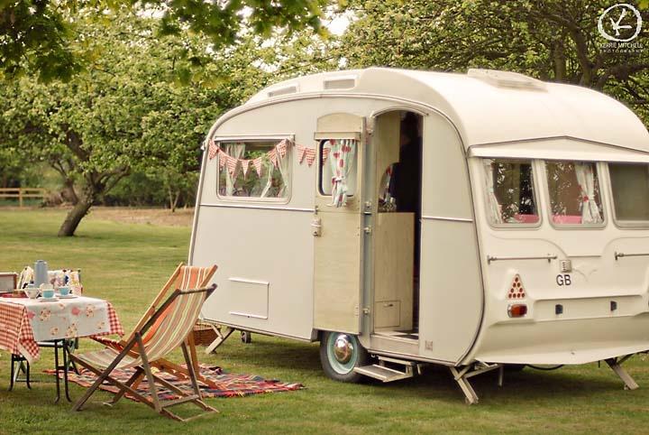 Hazy Days Caravan Hire - Promotional Photo Shoot Kent