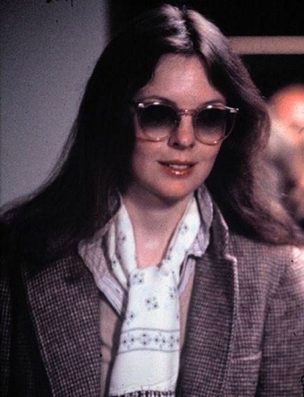 Diane Keaton (sunglasses): Annie Hall