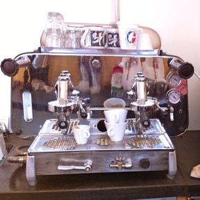 One day..........Faema E61 Espresso Machine