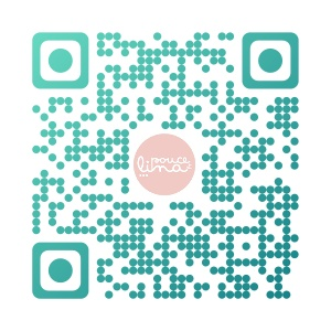 Découvrez mon joli QR Code conçu avec le générateur Unitag