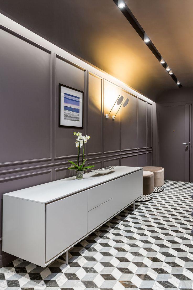 Belle Nouvelle от Дизайн-бюро Ники Воротынцевой - Дизайн интерьера в стиле Эклектика
