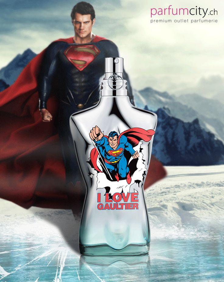 Kraftvoll, spritzig, männlich Jean Paul Gaultier Le Male Superman