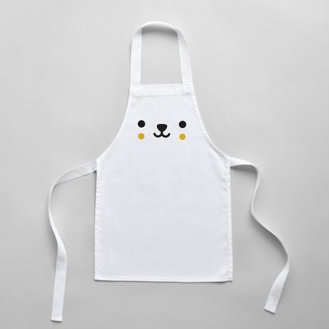Bear – Toddler Apron