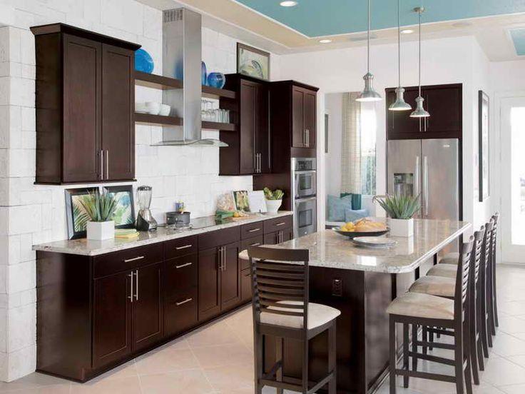 Kitchen Cabinets New Designs best 20+ espresso kitchen ideas on pinterest | espresso kitchen