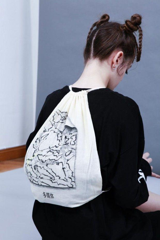 nice bag nice hair