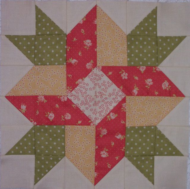 Double Dresden Delight quilt  Dresden Quilting Challenge -- the Salt Lake Modern Quilt Guild