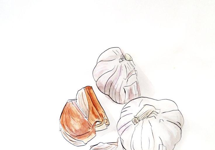 Soraia Morgado. Aguarela e tinta-da-china s/ papel, 29,7 x 42 cm