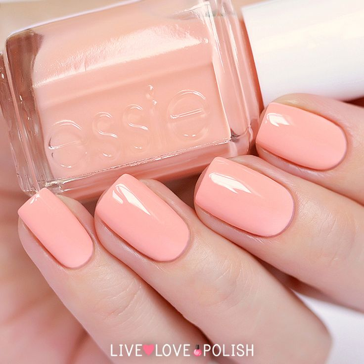 1000+ ideas about Peach Nail Polish on Pinterest | Summer ... A Crewed Interest Essie