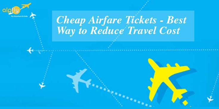 Getting cheap #airfare tickets can be as easy or as hard as you make it to be. It is just a matter of applying these tips and you can get the best #airfaredeals.