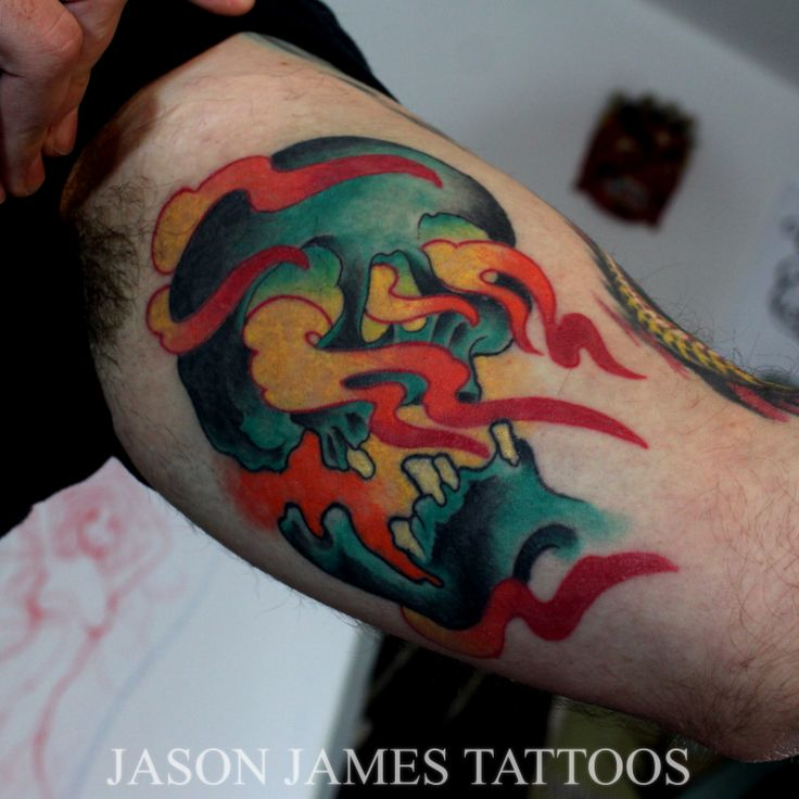 60 best images about neo traditional japanese and realism for Neo japanese tattoo