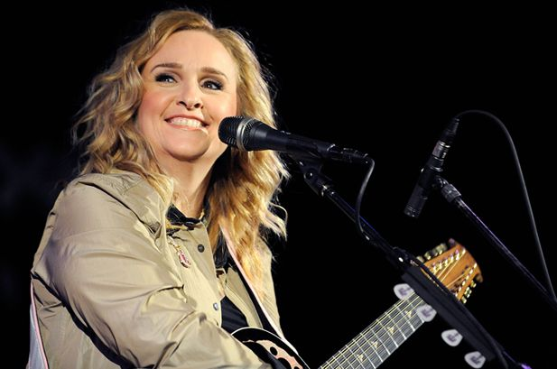 Melissa Etheridge sings with such passion. Every time I hear I Want to Come Over I get chills....