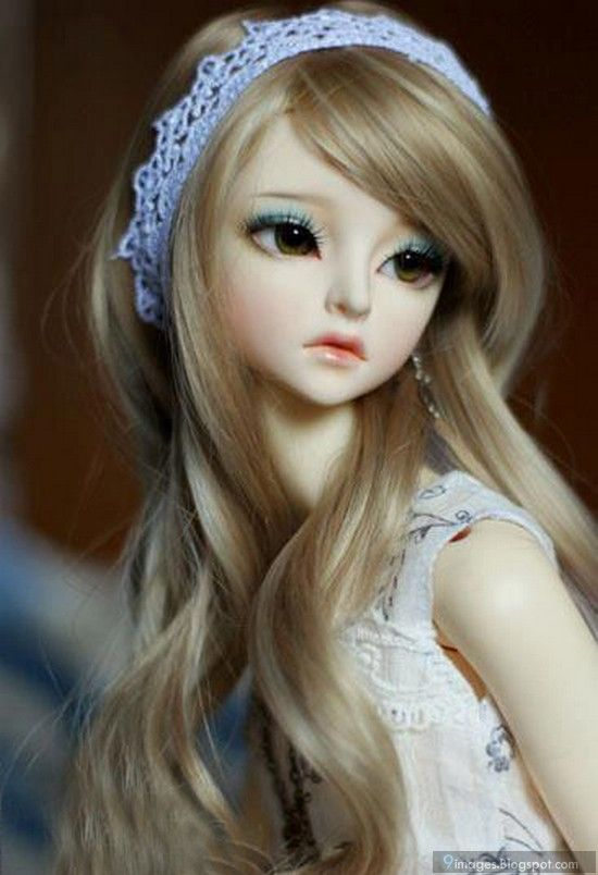 Barbie doll blonde teen tiny