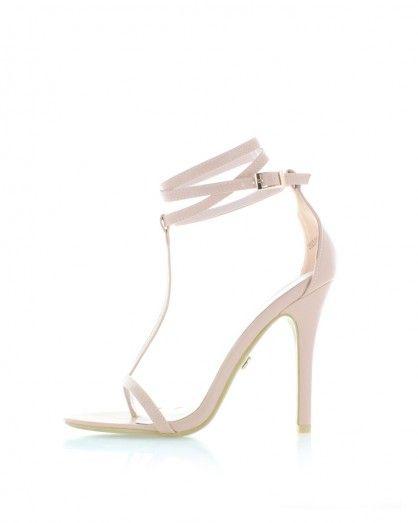 Béžové sandály Irene