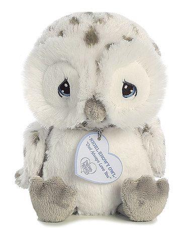Look what I found on #zulily! 'Owl Always Love You' Snowy Owl #zulilyfinds