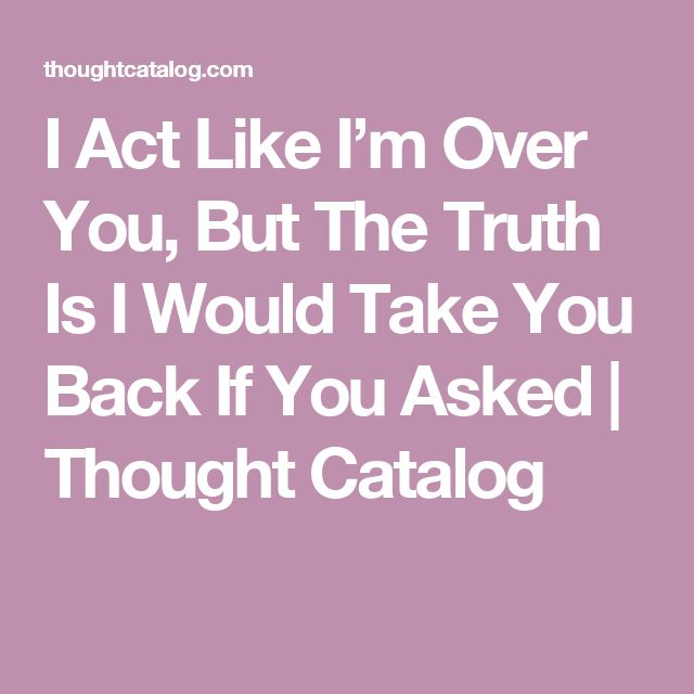 Thought catalogue 18 ugly truths about modern dating