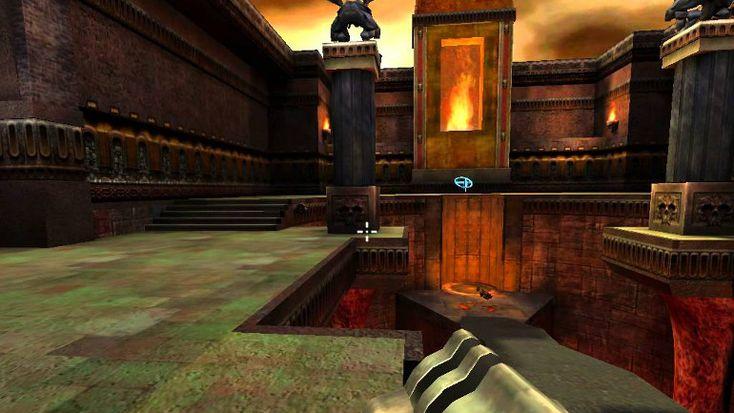 Quake III: Arena w trzeciej kompilacji