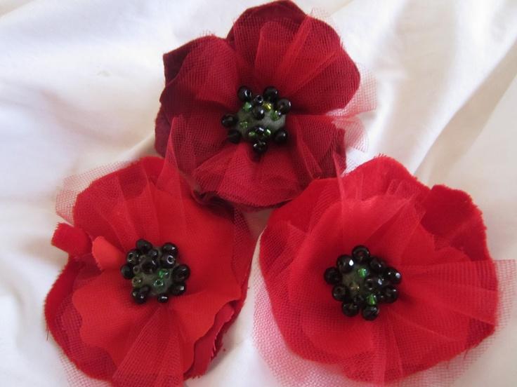 Craft Poppies Flowers