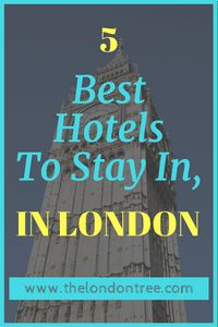 Top Five 5 Star Hotels In London, Best Hotels In London, Luxury Hotels In London, Luxury Hotel with Spa,  When it comes to travelling, London is the number one destination on the map. Here, the Top five 5 Star Hotels in London to stay in would help in narrowing down the search for the finest and the most luxurious hotels.