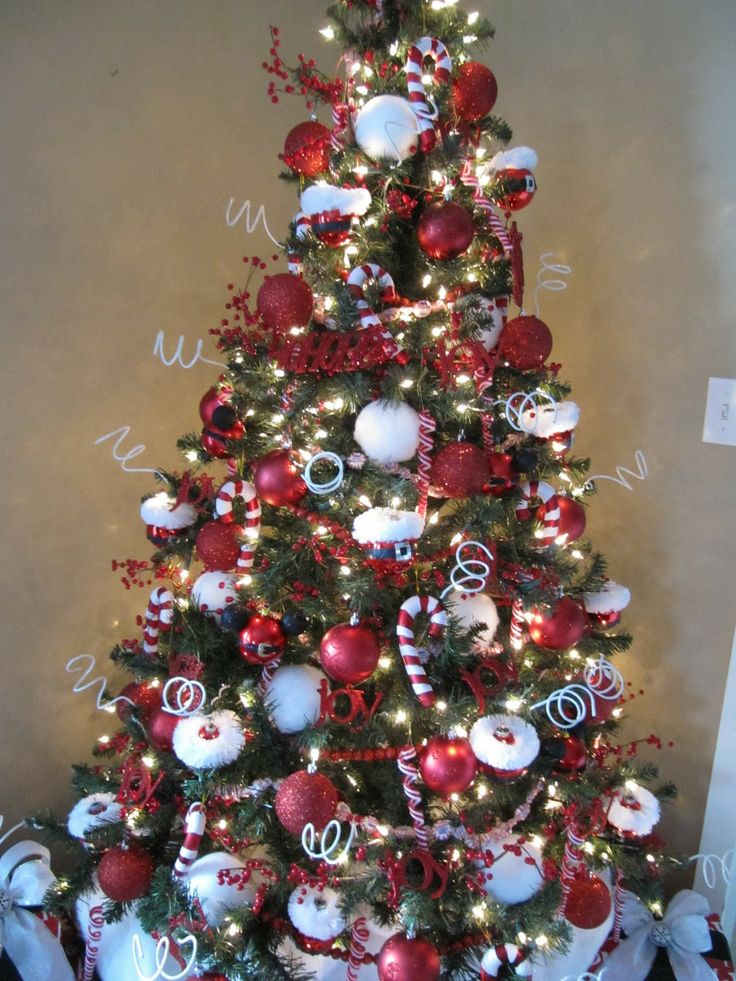 Sew Many Ways How To Decorate A Christmas Tree