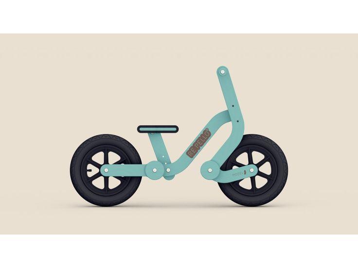 Model J™ - tyrkysová s hnědou. Celoodpružené odrážedlo Model J™ je celoodpružené odrážedlo, které poskytne vašemu dítěti nekonečnou radost z jízdy. Díky odpružení předního i zadního kola jsou výrazným způsobem redukovány vibrace, které vznikají...
