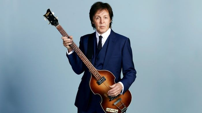 Paul McCartney on Touring, Beatles Hits, Kanye and Jay-Z - Rolling Stone