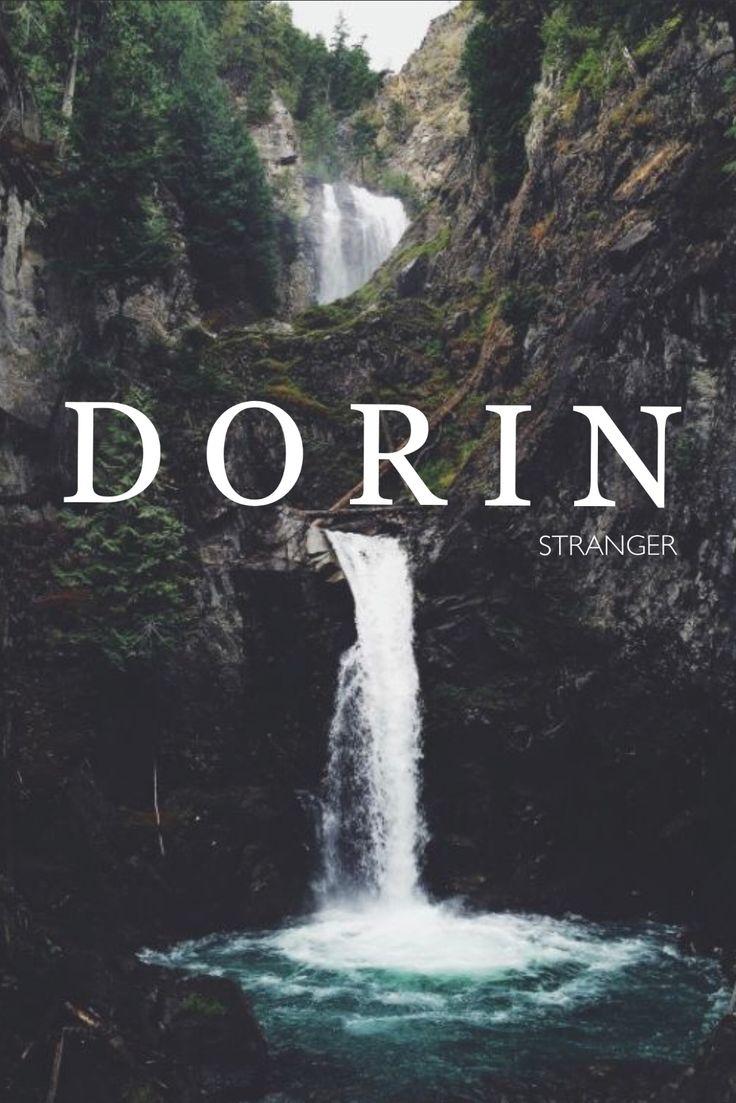 Dorin / Romanian: stranger (Samantha Harrington)