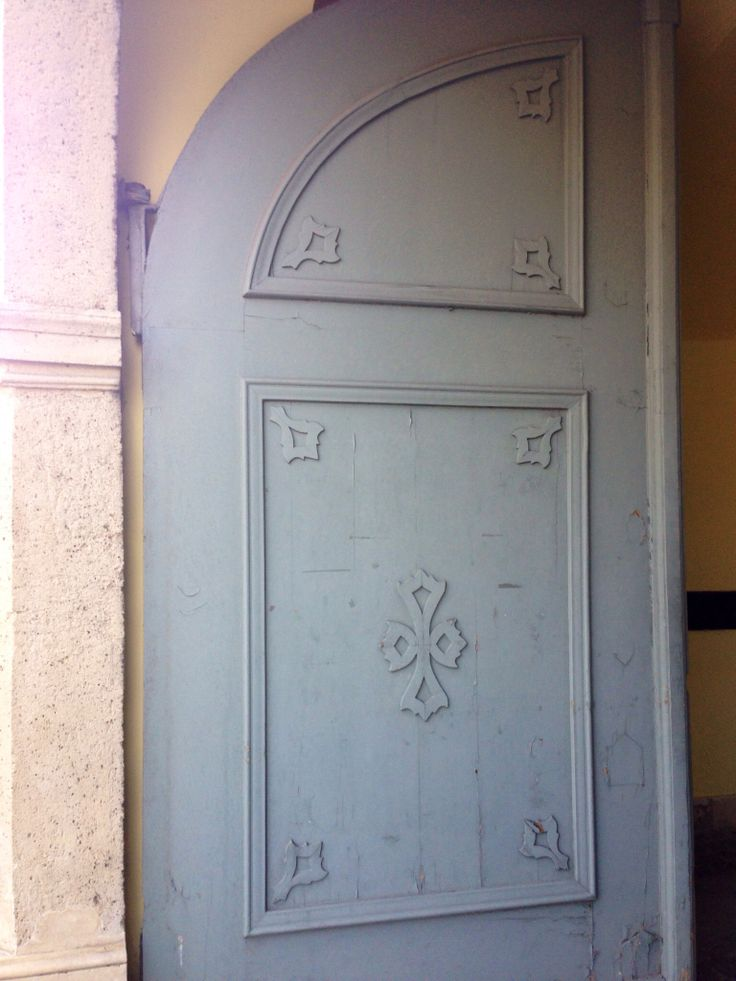 Door in Russia