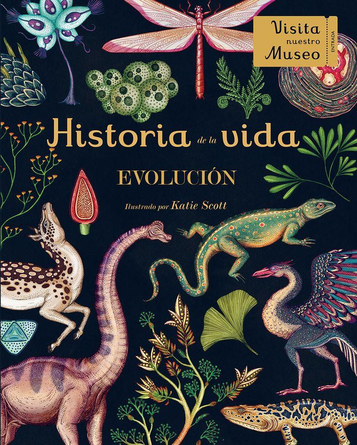 soñando cuentos: HISTORIA DE LA VIDA: EVOLUCIÓN.