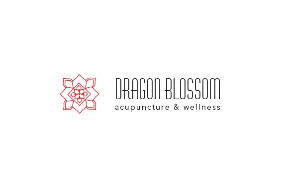 35 best business card images on pinterest corporate identity dragon blossom acupuncture wellness dondero design reheart Image collections