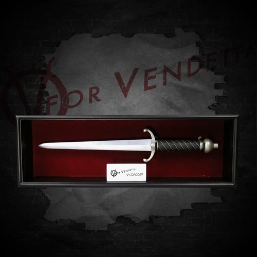 V For Vendetta Dagger