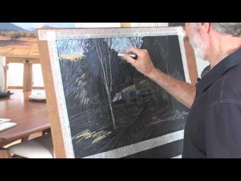 Free Pastel Art Lessons Barry Mason