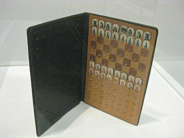 Marcel Duchamp, chess player